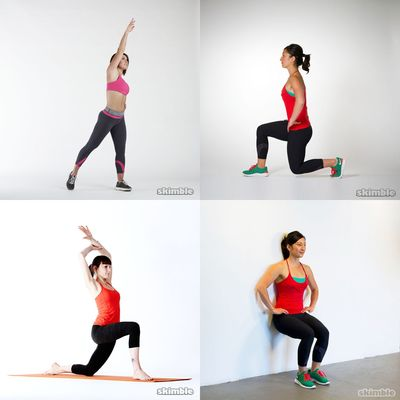 minnete's slim down workout