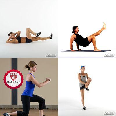 this week workout
