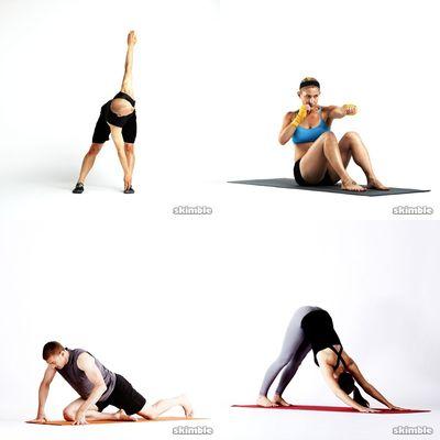 Day 1 - Flexibility