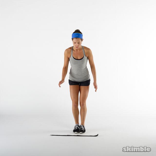 How to do: Line Steps - Step 1
