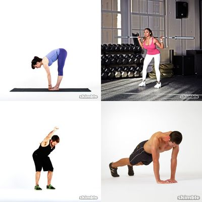 Thursday Nike + training