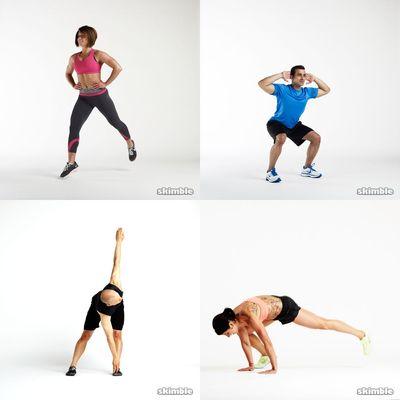 entrenamiento cuerpo entero