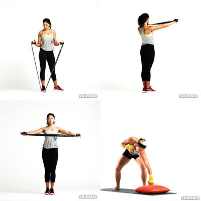 Stretch Band Exercise