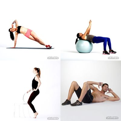 my work outs