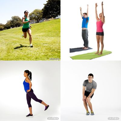 cardio training daily