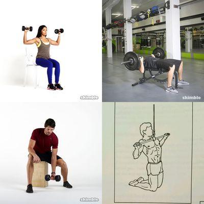 week workouts