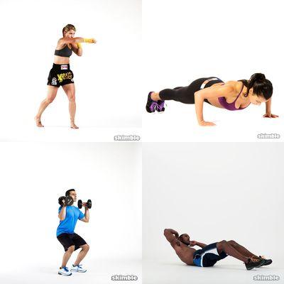Workout training