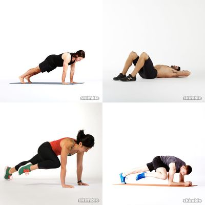 Home Core Workout