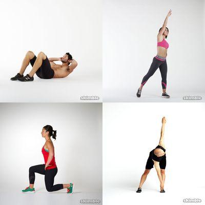 Amalie's workouts