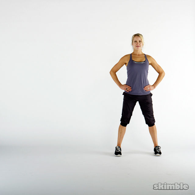 How to do: Over Over Unders - Step 3