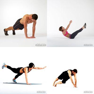 Sub-30 Aerobic Workout