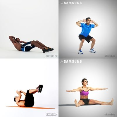 monday exercise