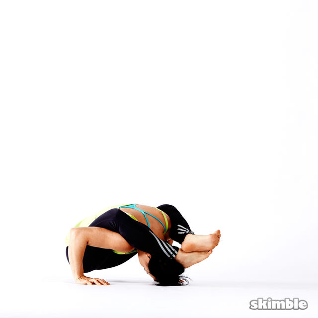 How to do: Skimble Push-Ups - Step 6