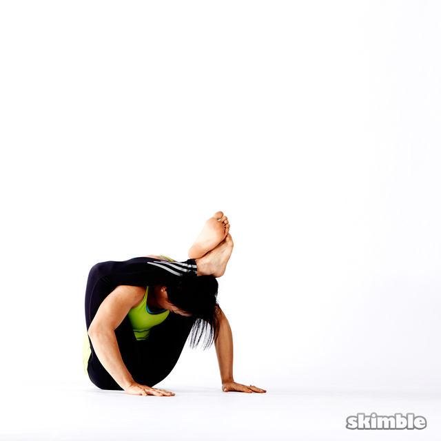 How to do: Skimble Push-Ups - Step 4