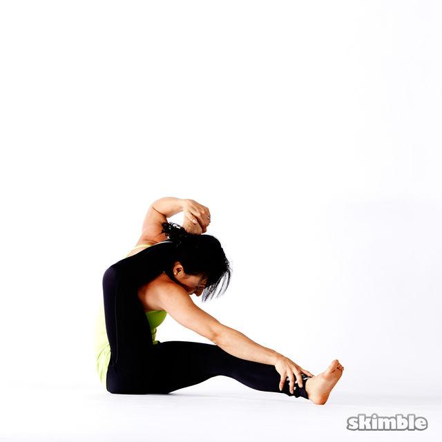 How to do: Skimble Push-Ups - Step 3