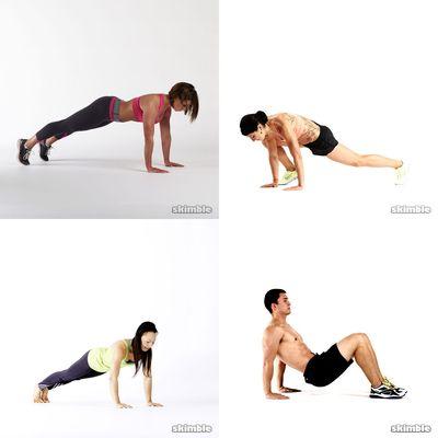 Ruths workouts