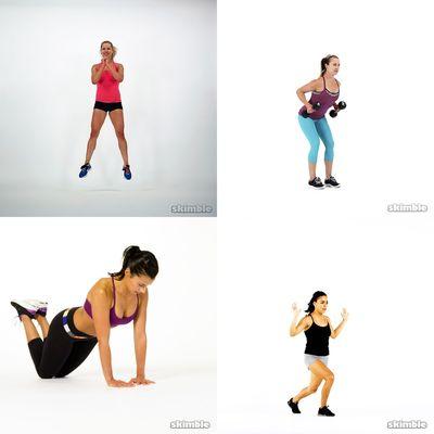 workout ️