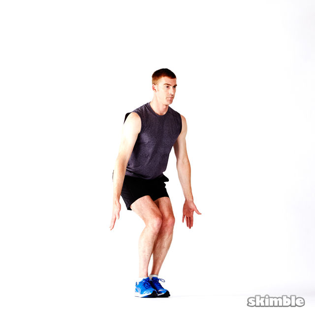 How to do: Plyo Jacks - Step 4
