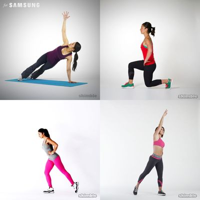 feminine workouts