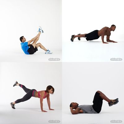 another abs workouts