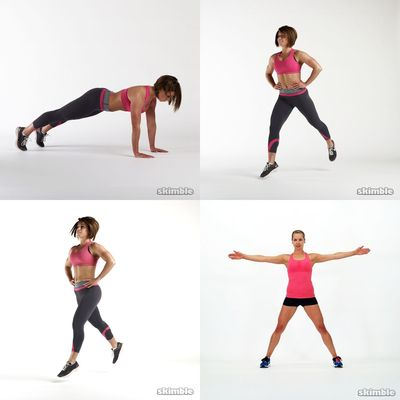 am workouts