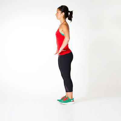 Reverse Lunges With Weight