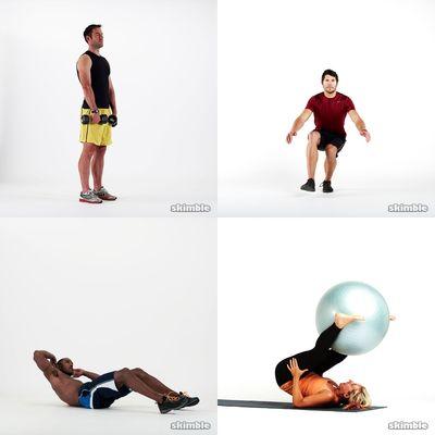 Get back in shape
