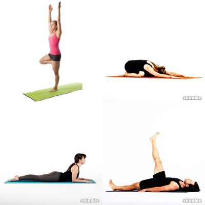 Yoga and Refresh