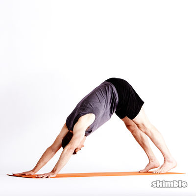 Stretch Like a Yogi Mod.