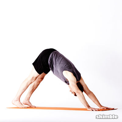 yoga,stretches