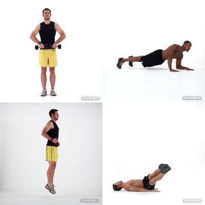Rajin get fit