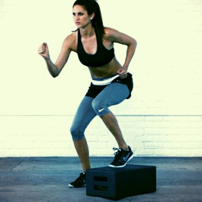 Box Speed Jumps