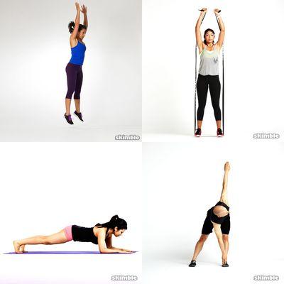 Workout Before Gymnastics