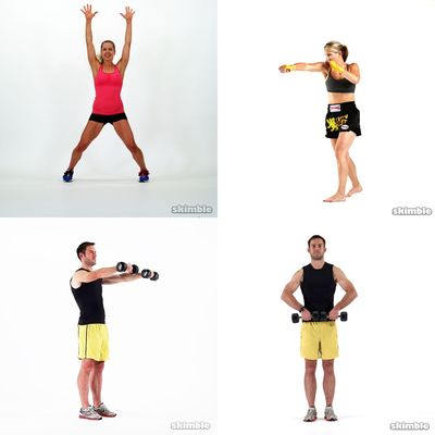 arms/upper body