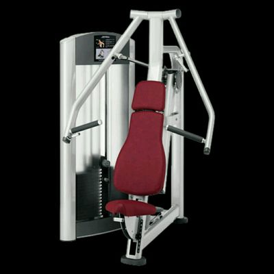 Machine Seated Chest Press