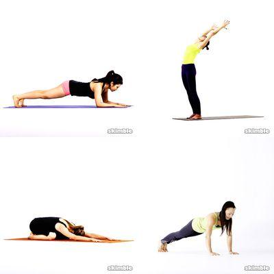 stretch - morning