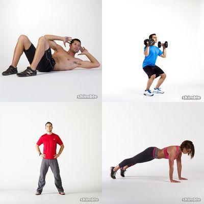 Hard Core Workouts
