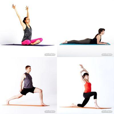 wednesday: yoga day