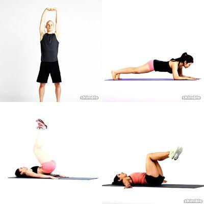 core workout