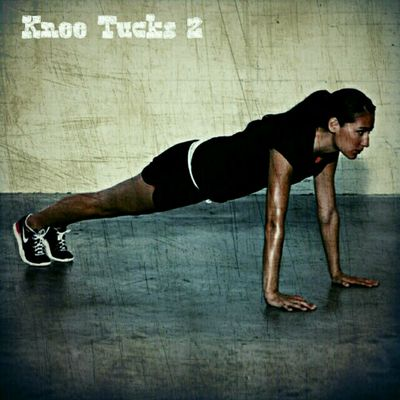 Knee Tucks