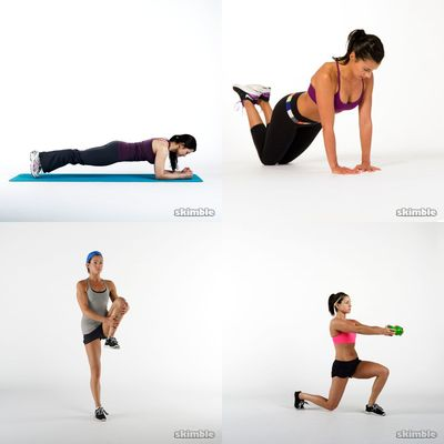 Workouts 20 Mins Or Less
