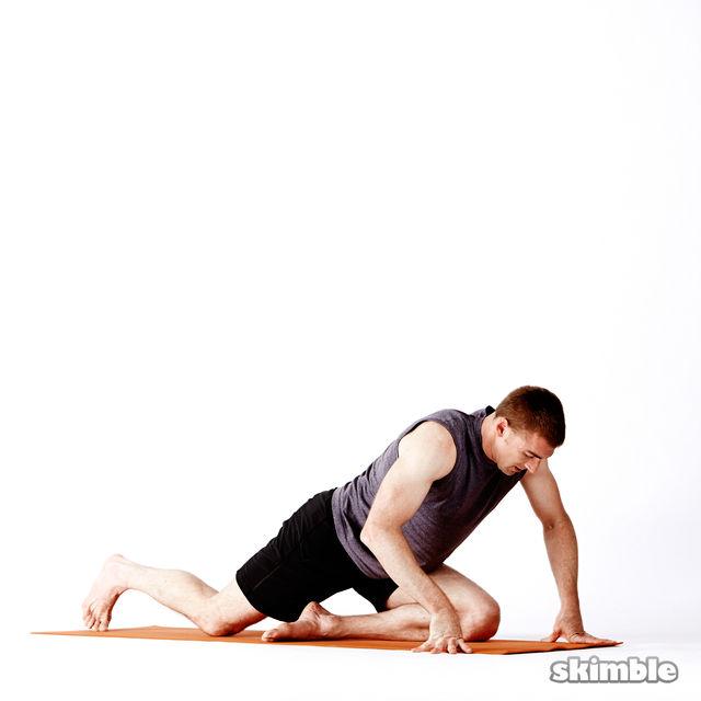 Run Yoga #1