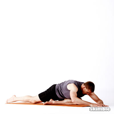 Yoga-Deep Calm