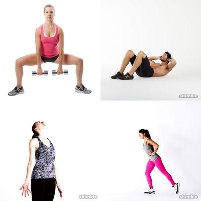 workouts..
