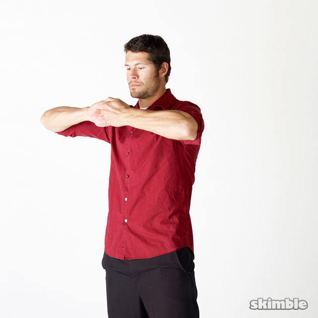 How to do: Finger Tension Pulls - Step 3