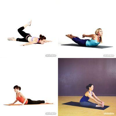 estirar  flexibilizar