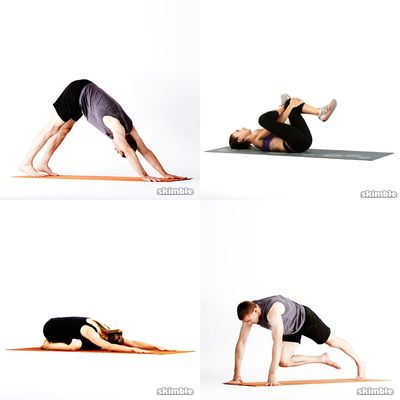 stretches/yoga