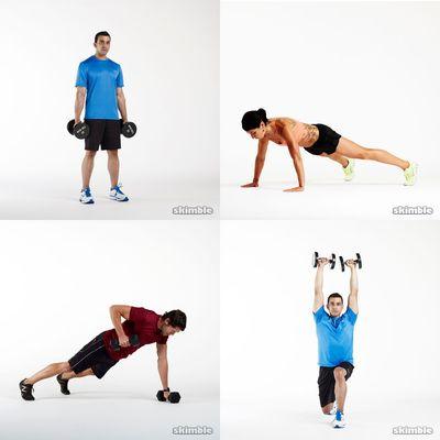 Joc Workouts