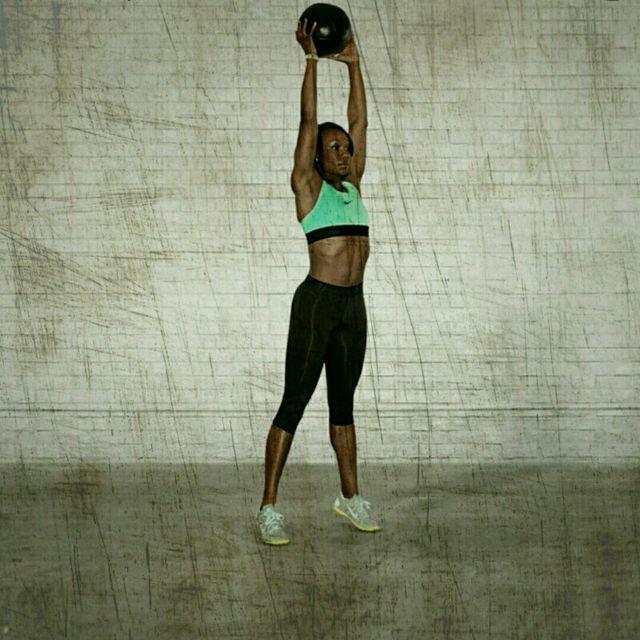 How to do: Med Ball Slammer - Step 4