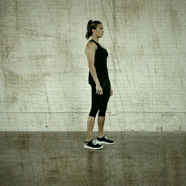 How to do: Hip Thrust Squat Jumps - Step 1